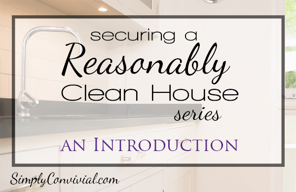 Securing a Reasonably Clean House: An Introduction