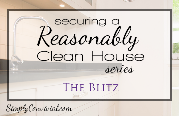 Securing a Reasonably Clean House: Afternoon EHAP