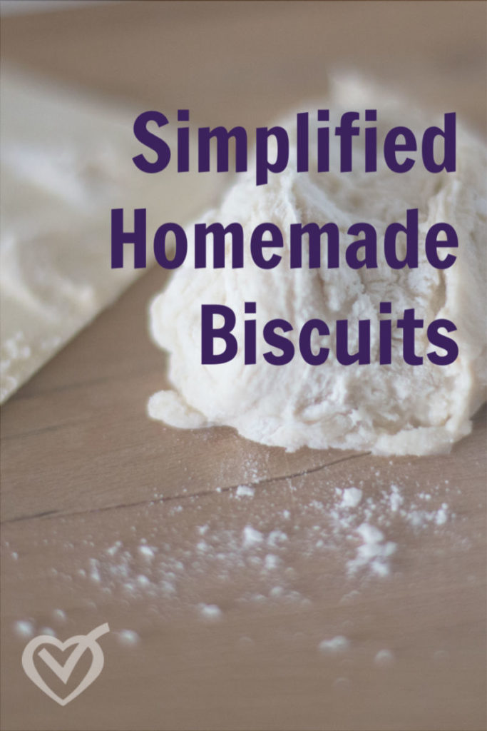 Simplified Homemade Biscuits | Square Biscuits – Easy Recipe