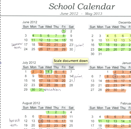 homeschool school calendar year plan title=homeschool calendar plan