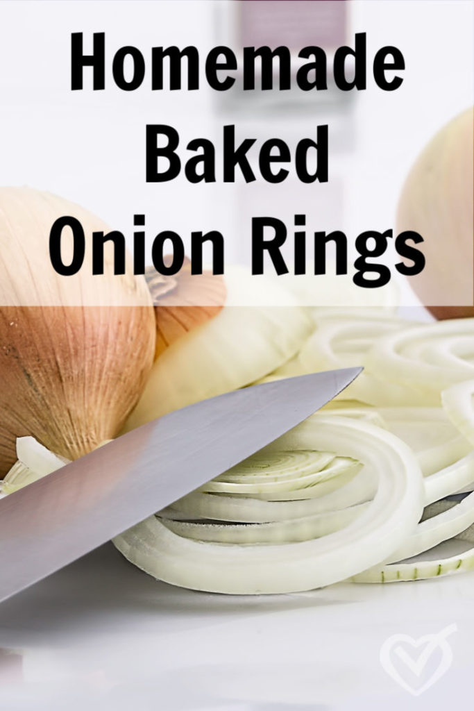 Homemade Baked Onion Rings Easy Recipe