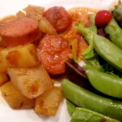 Potato Hash Dinner Recipe