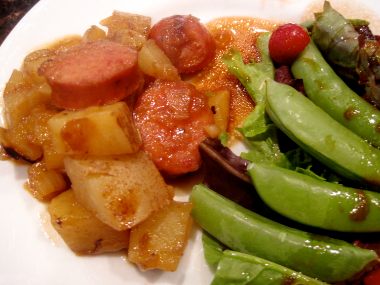 Potato Hash Dinner Recipe