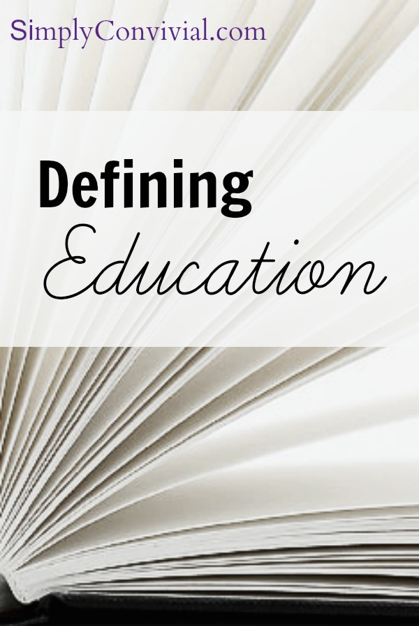what-is-education