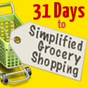 Simplified Grocery Shopping