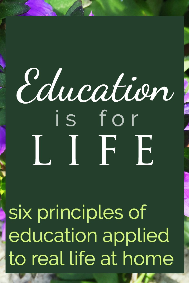 Classical education is for life