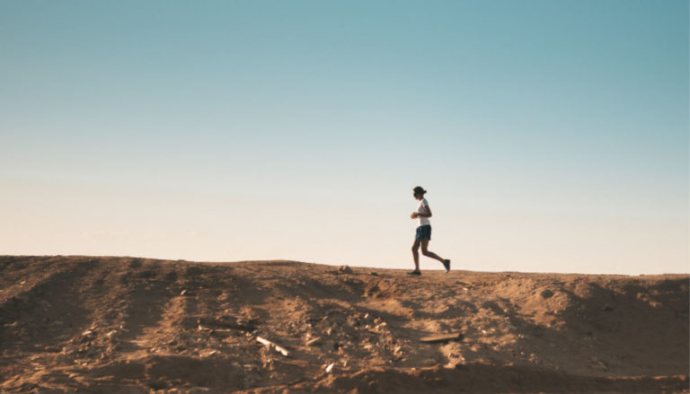 Life Is Exercise: Running requires endurance