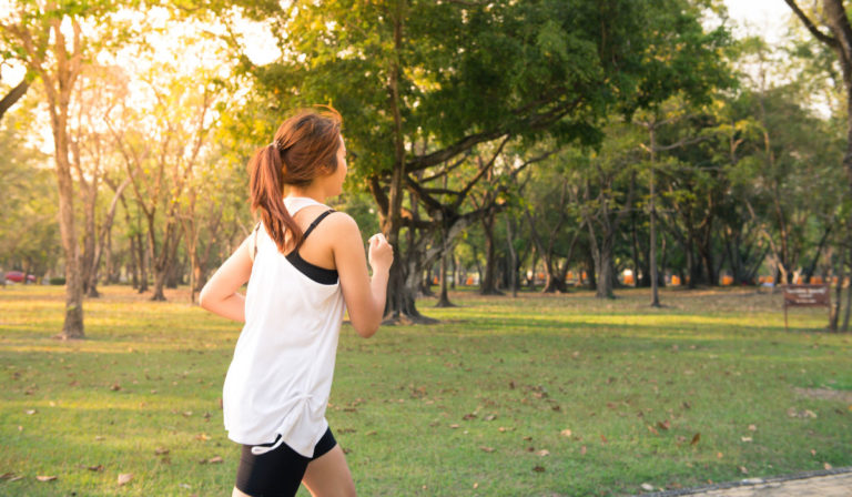 Life Is Exercise: Running requires training