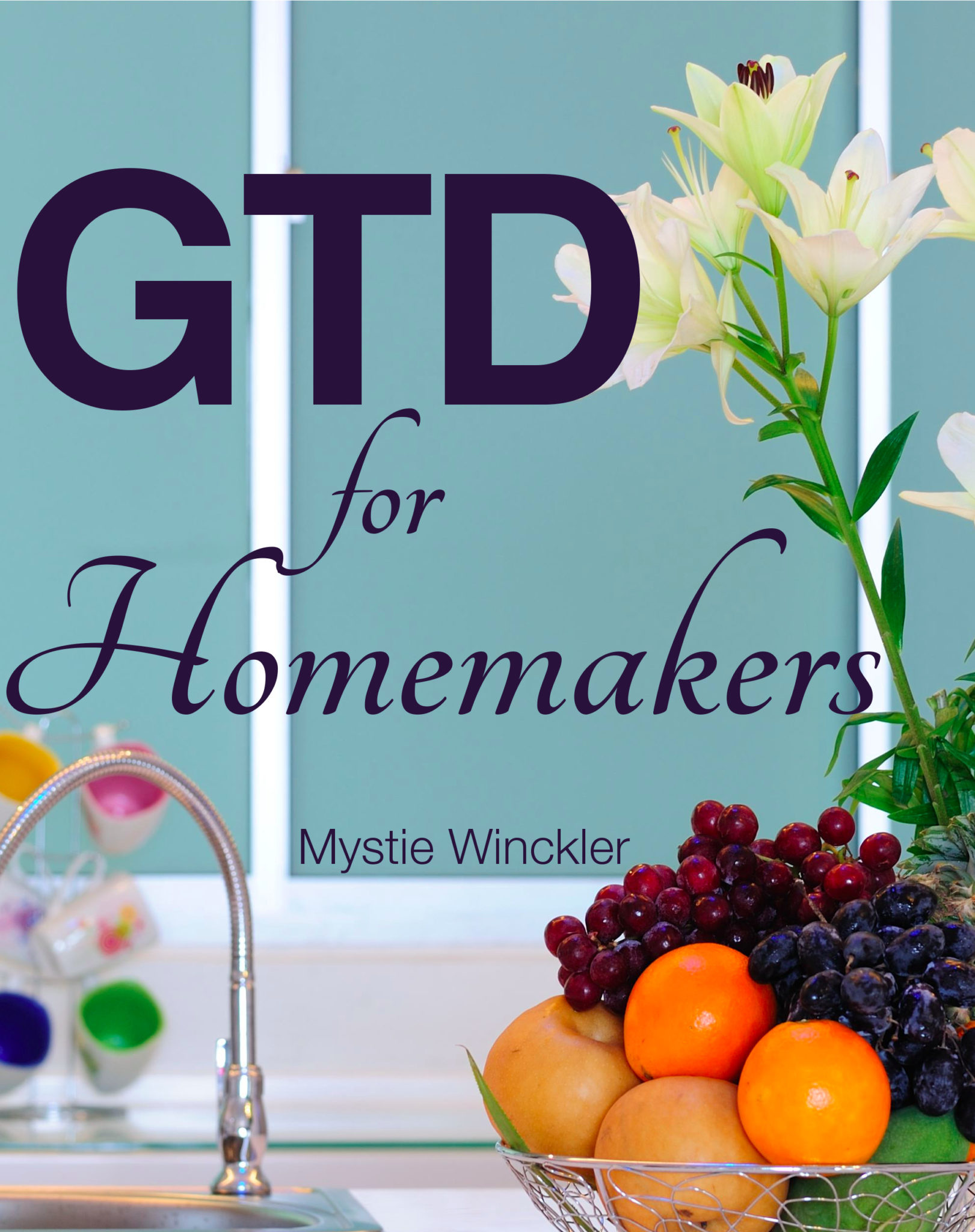 if anybody needs to get things done, it's homemakers. Learn to streamline processes, alleviate stress, and increase productivity.
