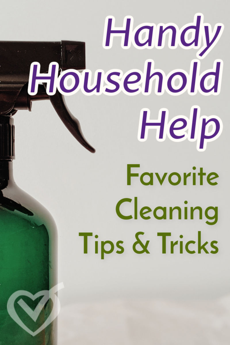 Cleaning tips and tactics will help you not only become more efficient, but also more engaged in your home-keeping.