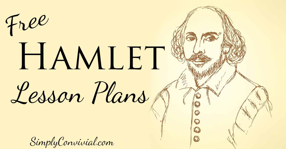 Shakespeare for Kids: Hamlet Lesson Plans