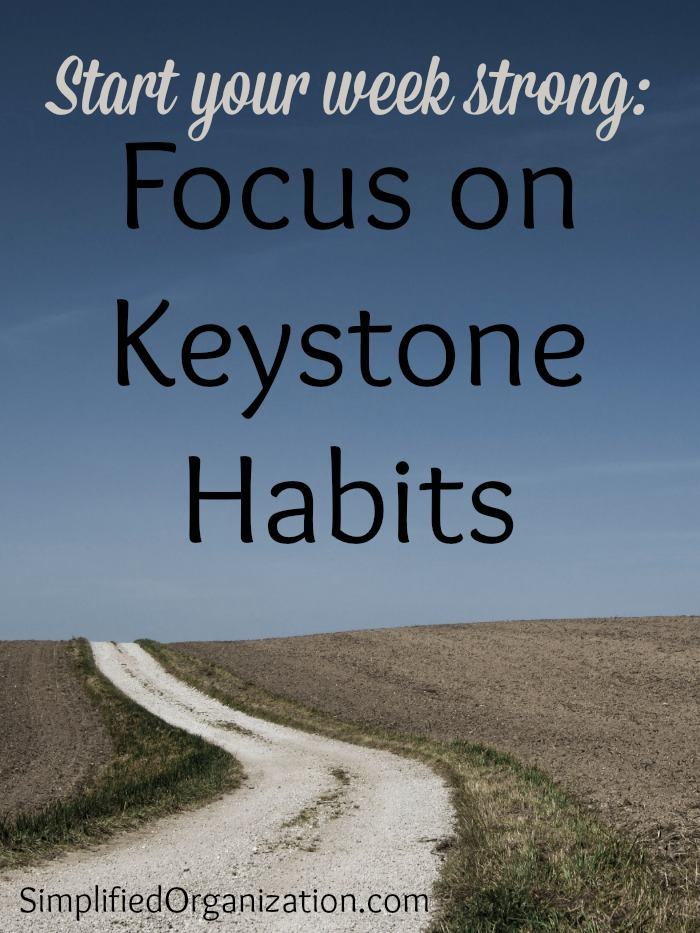What are keystone habits and how can they help you change and build better habits? Small shifts can lead to dramatic change.