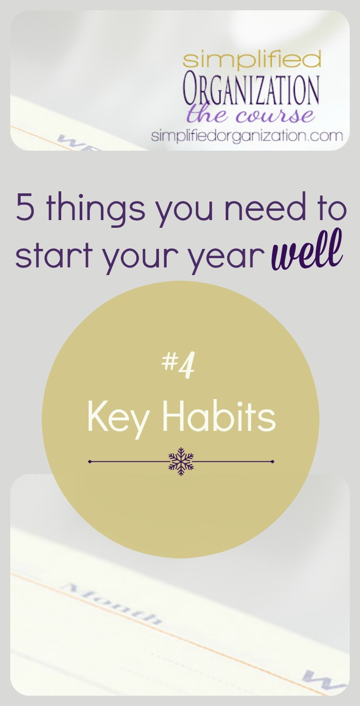 Rather than grandiose goals for a new year, we should be focusing on small habits that we can build upon.