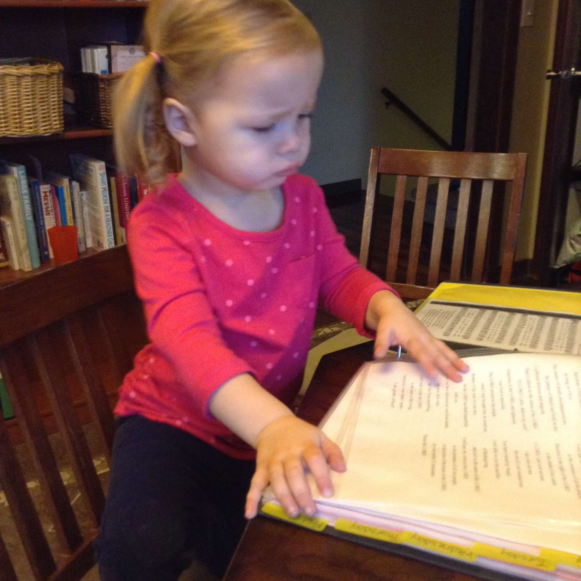 routine circle time moments in a homeschool day