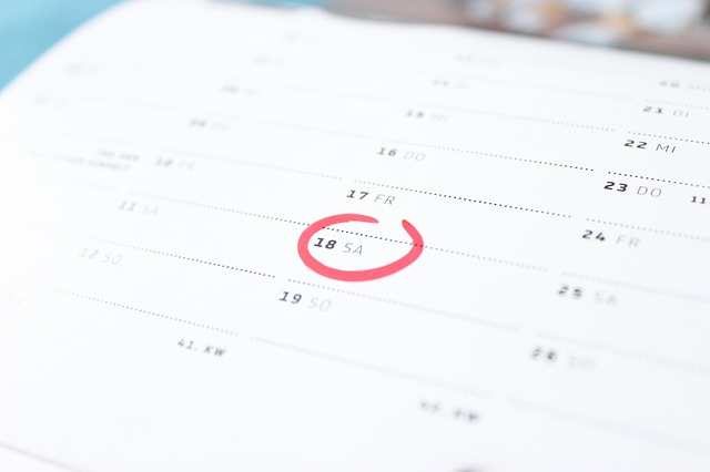Five Rules for a Better Calendar