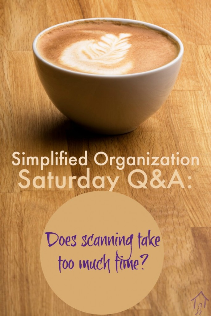 Is it easy to scan to Evernote? | Saturday Q&A
