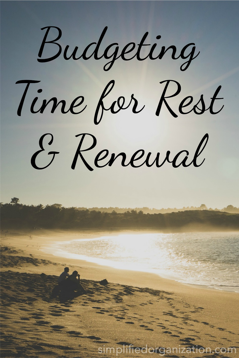 moms need time for rest and renewal