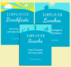 The Daytime Collection: Simplified Breakfasts, Lunches, & Snacks