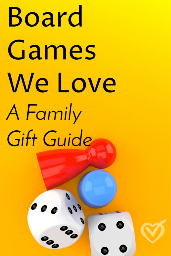 Board Games We Love | Family Gift Guide
