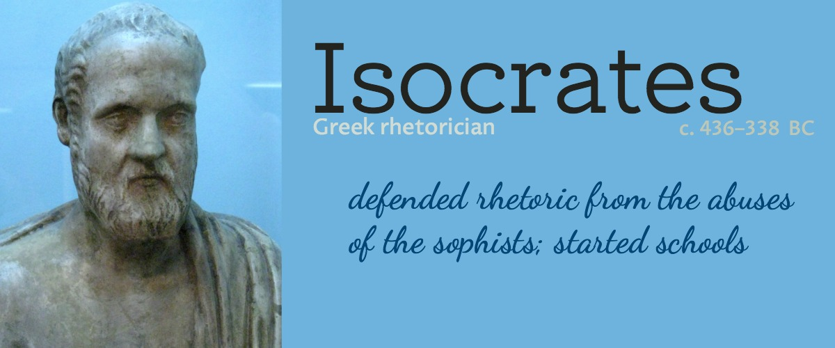 Portrait of a Graduate – Isocrates on the goal of learning