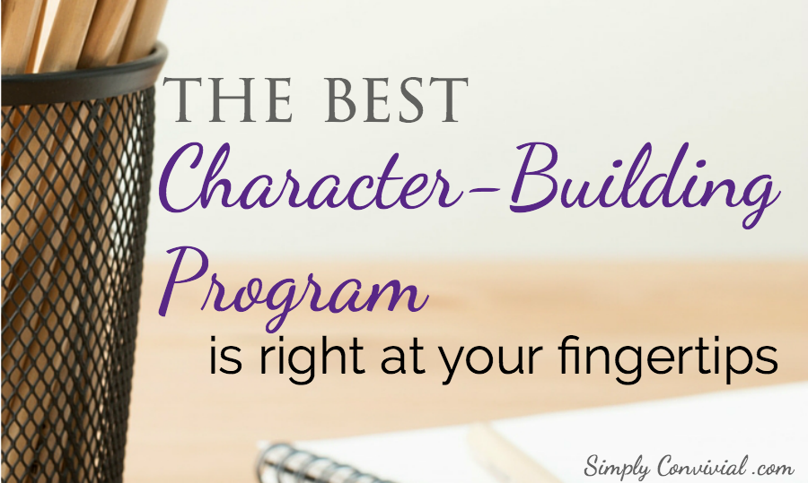 The Best Character Building Program