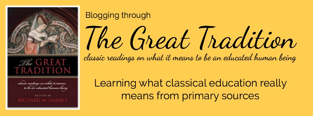 Learning what classical education really means from primary sources.
