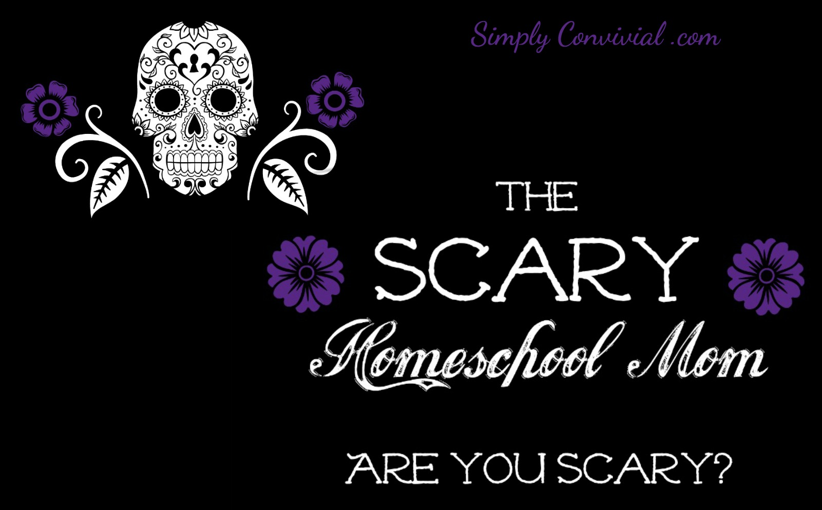 The Scary Homeschool Mom