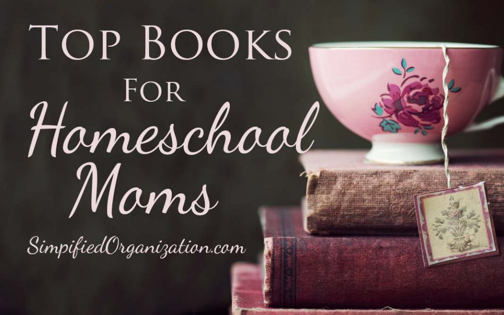 Top Books for Homeschooling Moms