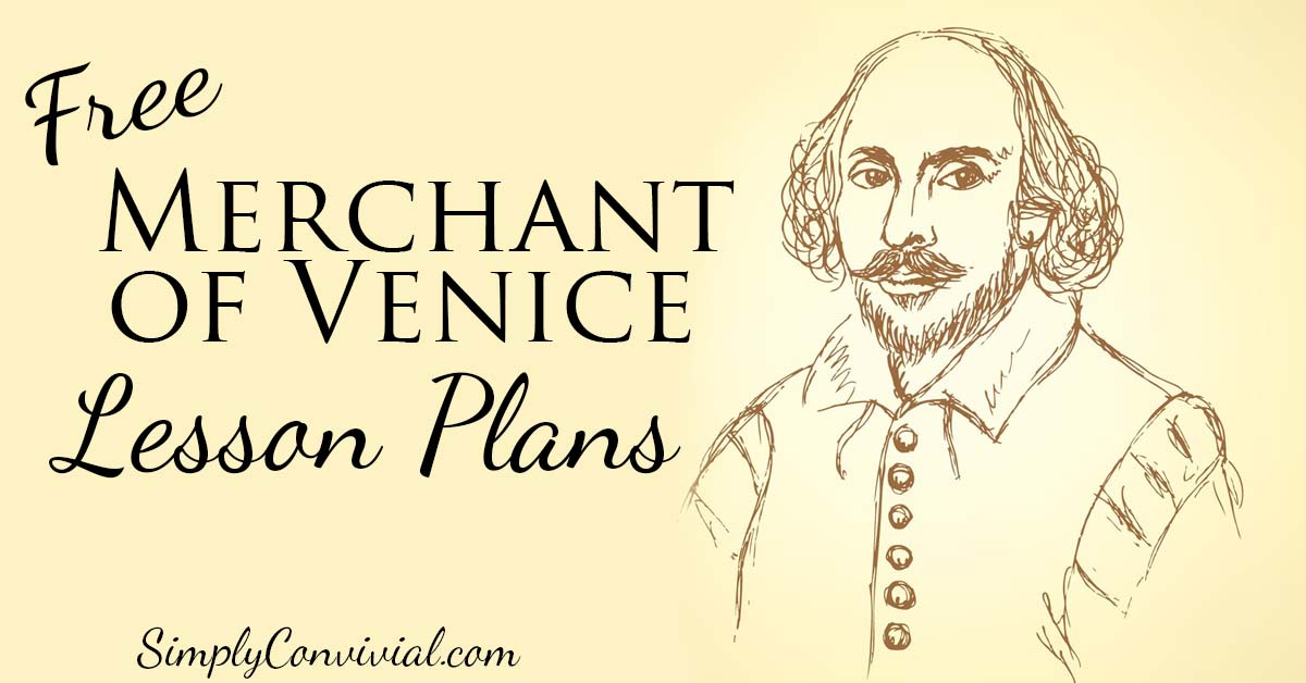 Shakespeare's Merchant of Venice for Kids