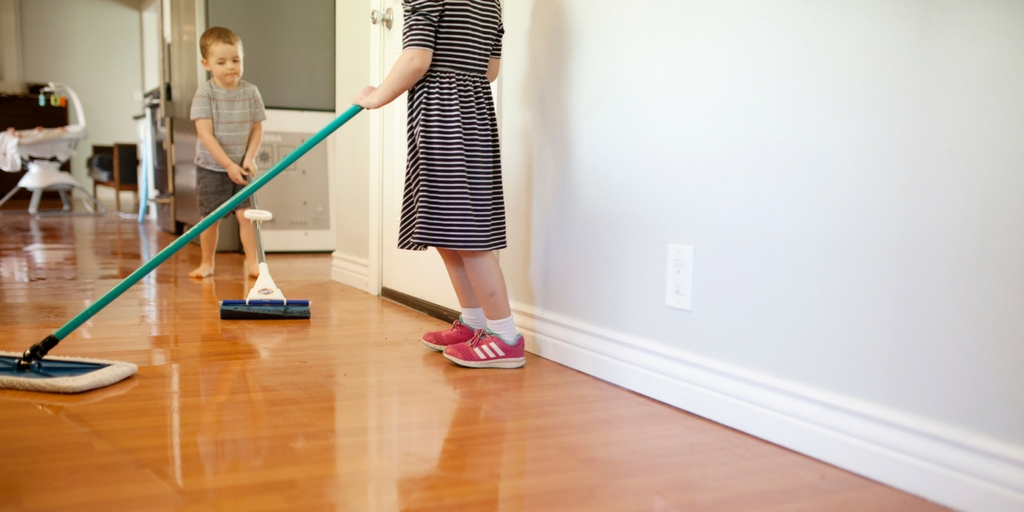 Kids need chores. Daily chores give children a leg-up in life in three key ways.