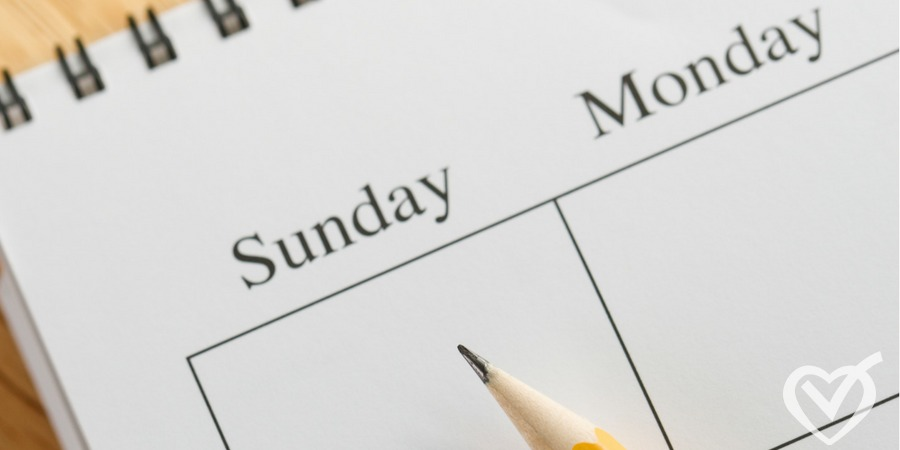 Why you need a weekly time budget