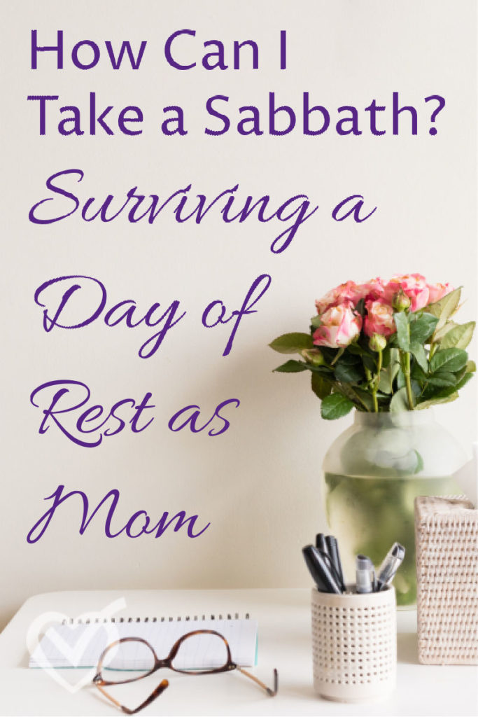 Do you want to take a weekly sabbath, a day of rest, on Sunday, but have found it impossible? Here's the secret you might not have considered.