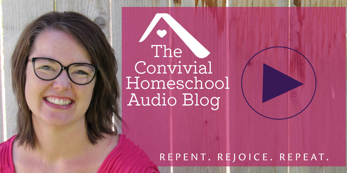 SC040: Beating Homeschool Morning Blahs