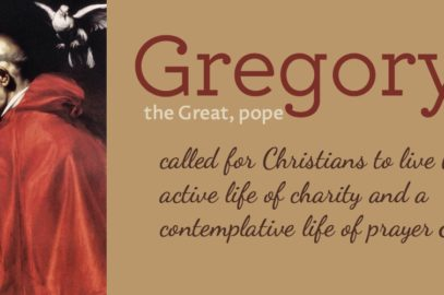 Is virtue an action or an attitude? – Gregory the Great on the contemplative life