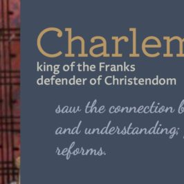 Speaking well is part of living well. – Charlemagne on education