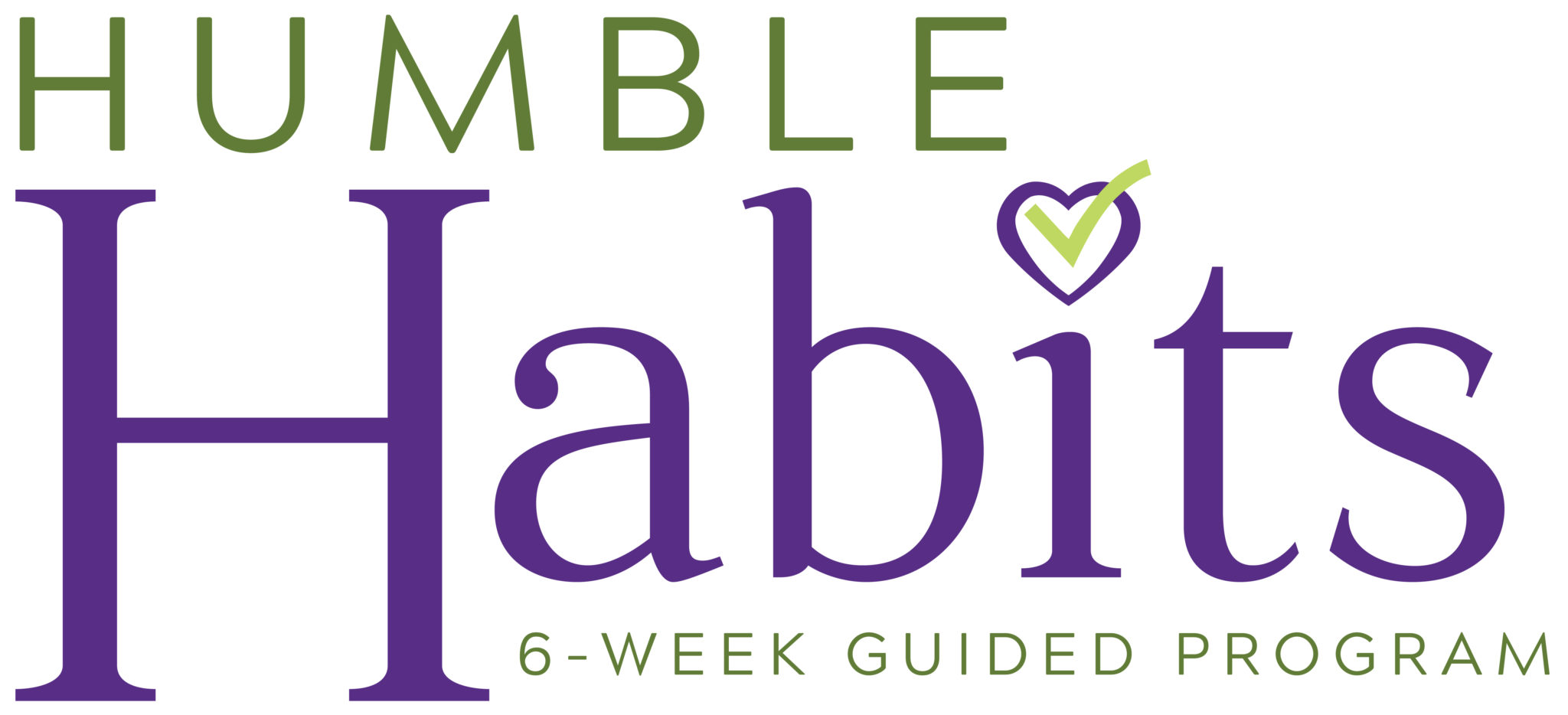 Humble Habits course image