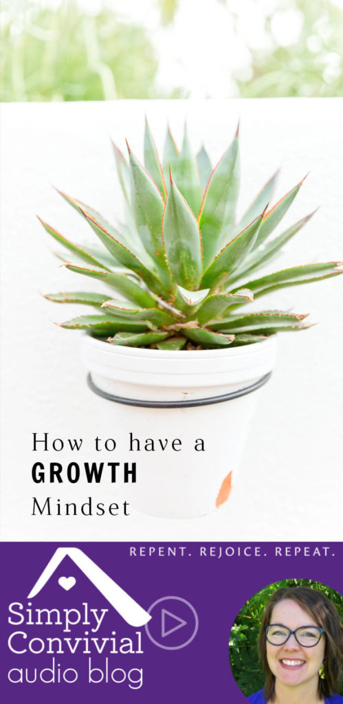 #086: How to have a growth mindset
