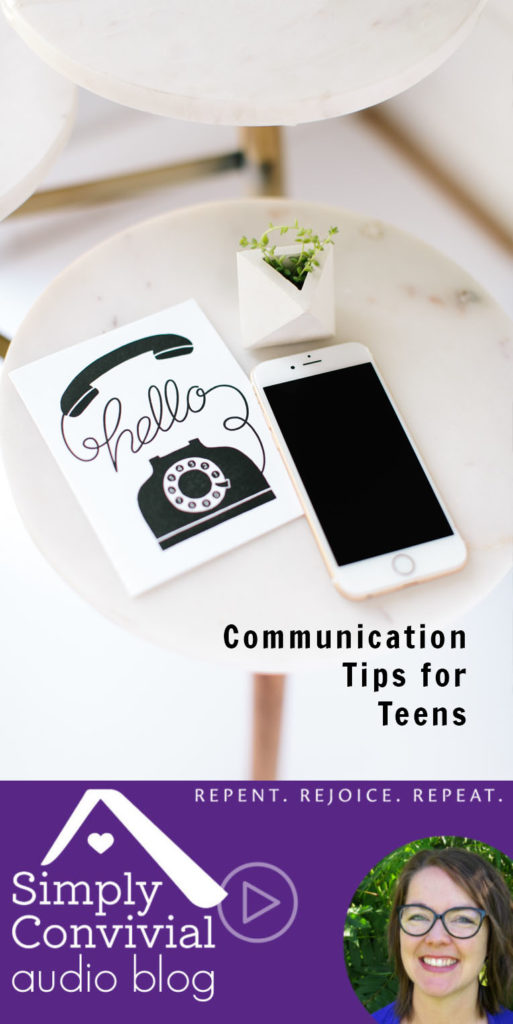#094: Communication tips for teens