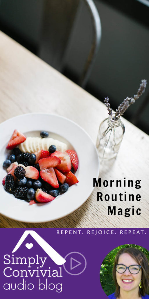 #096: Morning Routine Magic