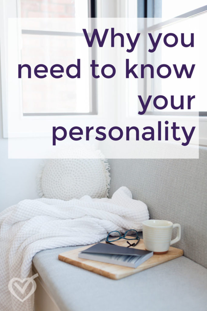 The best personality test: mom's personality matters.