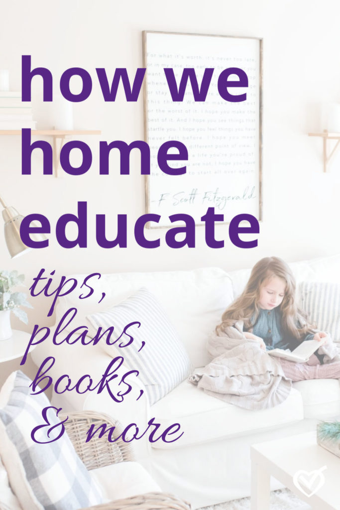 The Homeschool Curriculum We Use for 2nd, 3rd, 4th, 5th, & 6th Grades