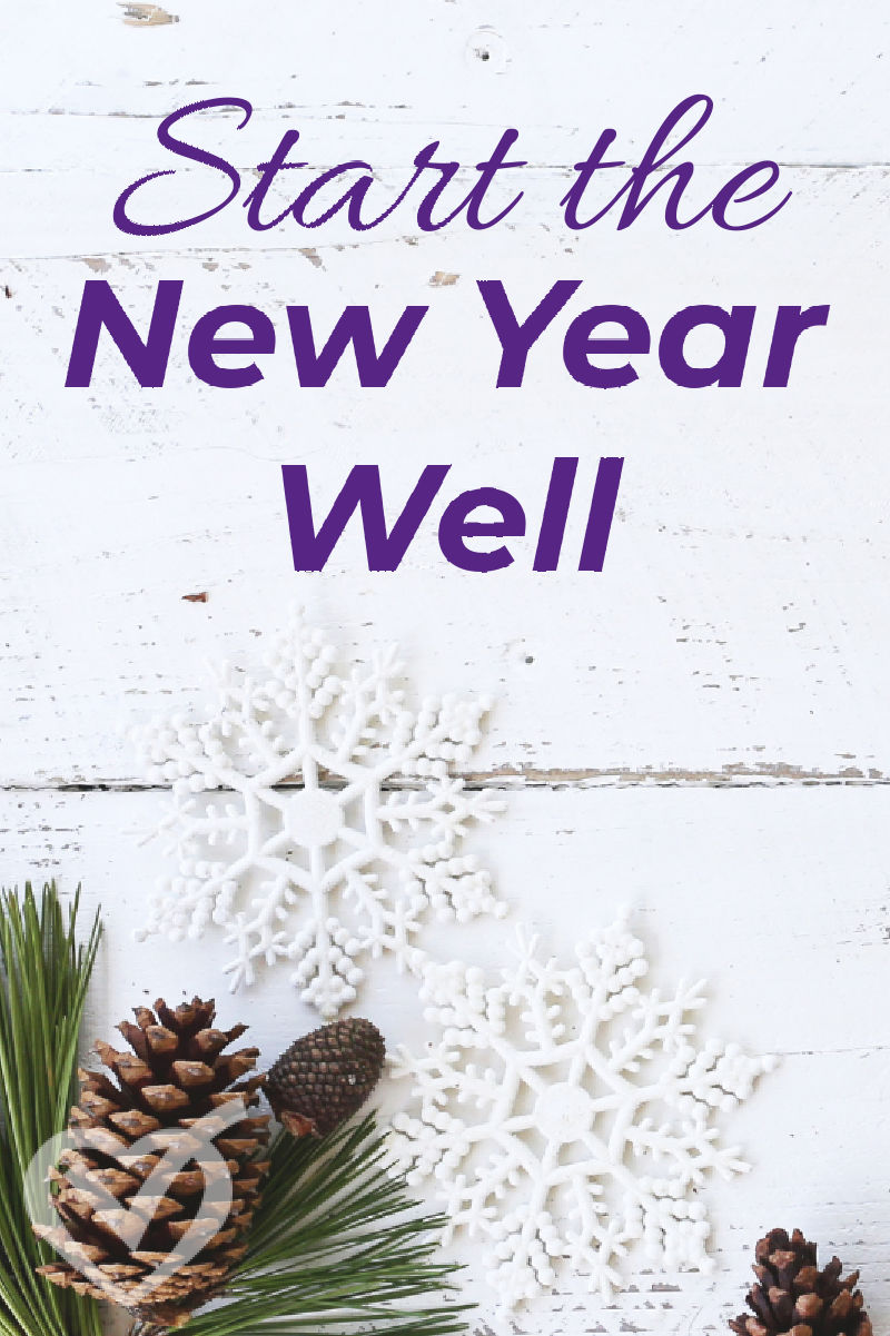 The new year is often used as a time for a fresh start, but those resolutions are often quickly forgotten. Let me help you start the new year well.