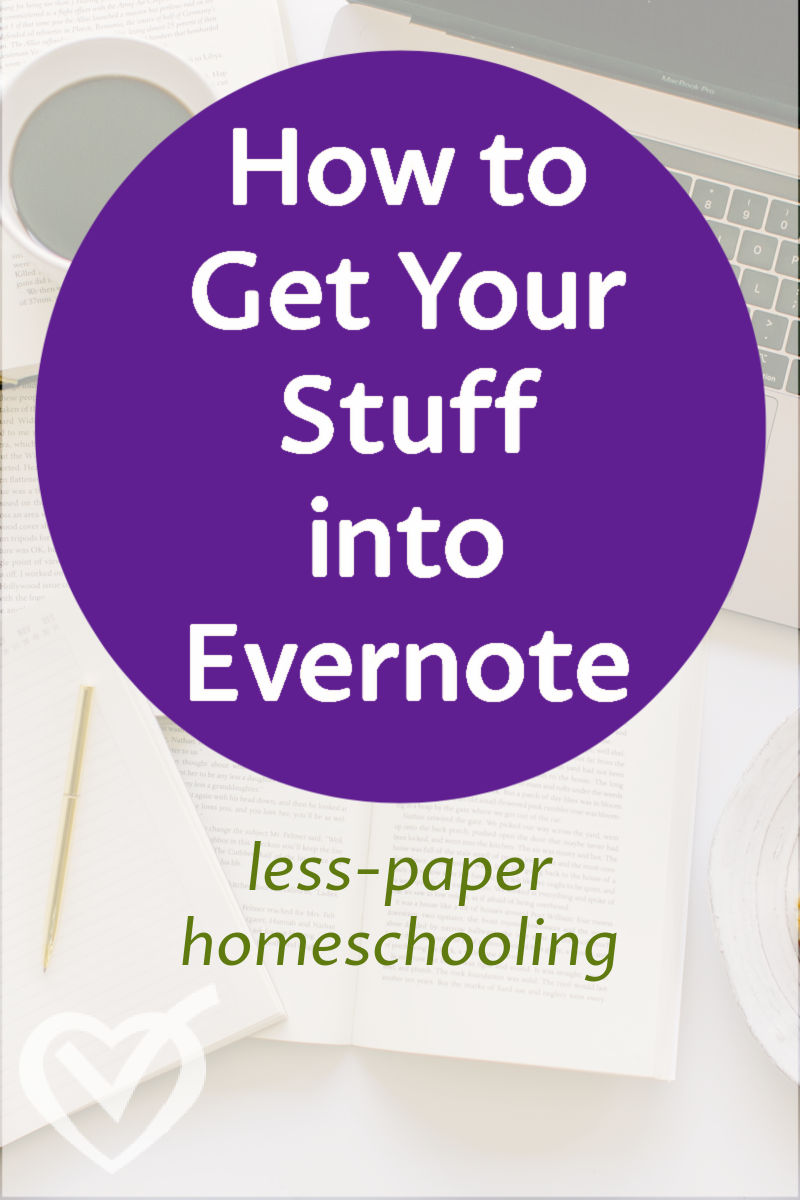 """Evernote has so many features, it can be overwhelming to try to figure out how to use it """"right."""" Let me offer a few tips to help you use it in the way that works best for you."""