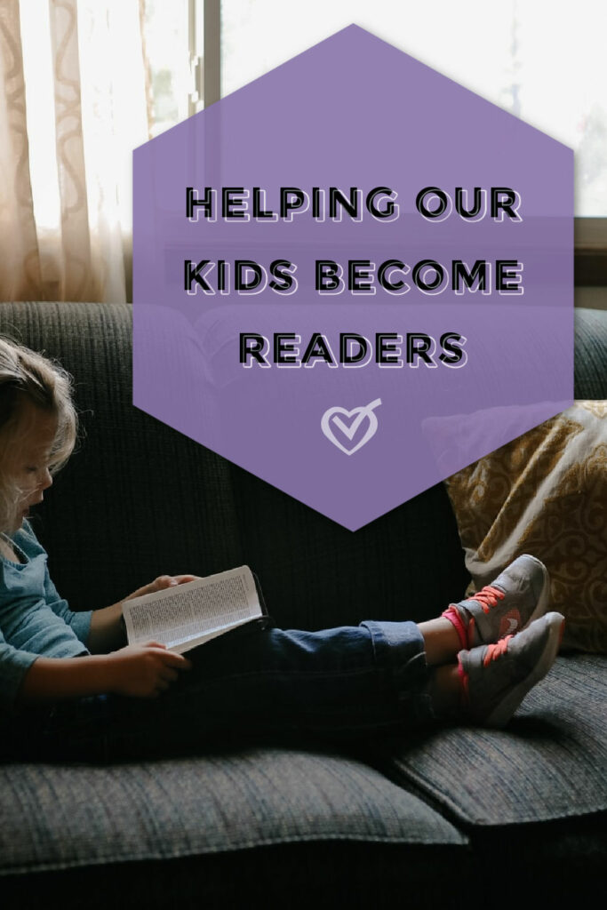 We can give our kids the resources, practices, and habits of broad, wide, interested and interesting readers.
